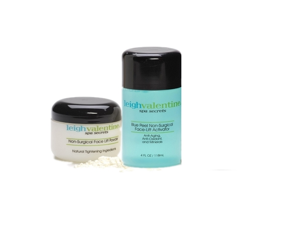 Home U003e Valentine Beauty U003e Duo Refill Mask For Non Surgical Face Lift    Powder And Activator