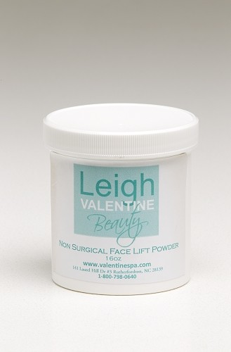 Large Non-Surgical Face Lift Powder 16 oz