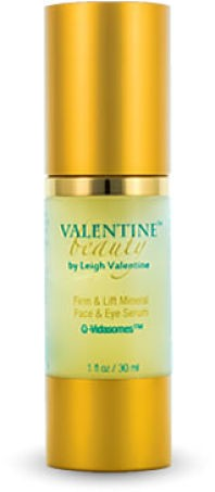 Firm & Lift Face and Eye Serum Gold